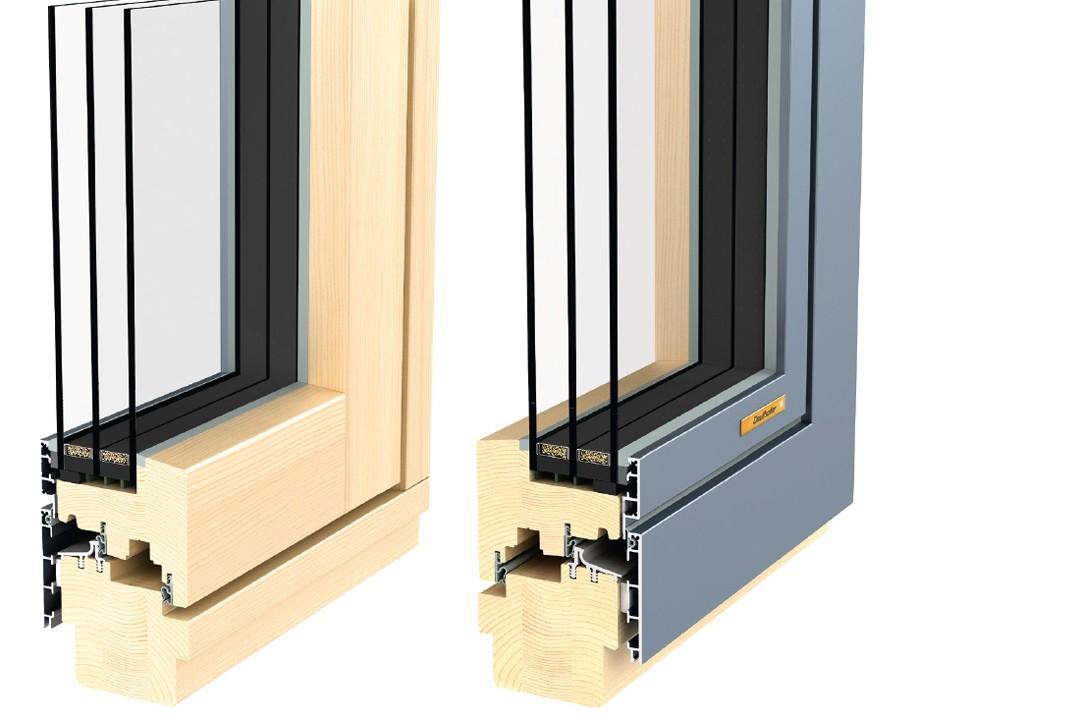 Fenster und haust ren akzent wintergarten - Einbau fenster klinkerfassade ...