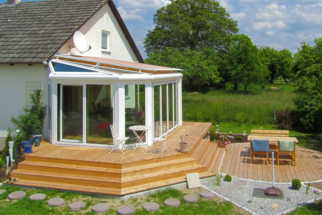 winterg rten akzent wintergarten. Black Bedroom Furniture Sets. Home Design Ideas